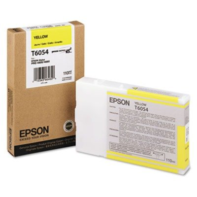 (EPSON BR STYLUS PRO 4800-1-SD YELLOW ULTRA INK)