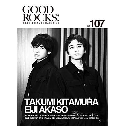 GOOD ROCKS Vol.107 表紙画像