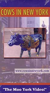 Cows In New York - The Moo York Video