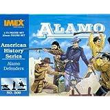 Imex Texan Figures Alamo American History Figures Set 1/72