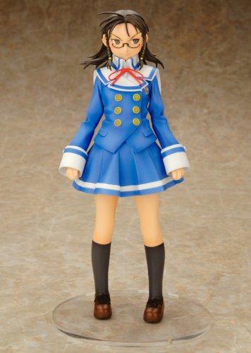 Genshiken: Ogiue Chika Kujibiki Unbalance Cosplay Ver. 1/8 Scale PVC Figure