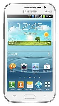 Samsung I8552 Galaxy Win Dual Sim Unlocked Smartphone-Free Tmvel Dual USB Car Charger