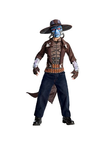 Deluxe Cad Bane Costume - Small