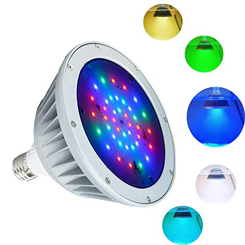 Underwater Color Changing Led Pool And Spa Lights