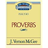 Poetry: Proverbs