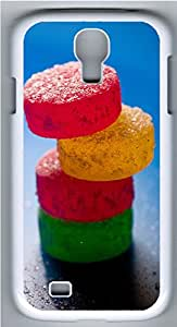 Samsung Galaxy S4 I9500 Cases & Covers - Candy PC Custom Soft Case Cover Protector for Samsung Galaxy S4 I9500 - White