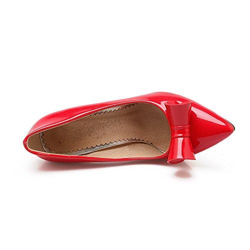 Col Balamasa Scarpe Rosso Tacco Donna 6fgqB8w