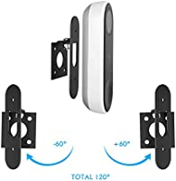 Nest Hello Adjustable Angle Mount Left 60 To Right 60° Metal Adjustment Adapter