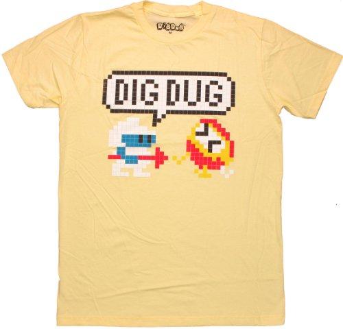 Dig Dug Speech Bubble T-Shirt - small only