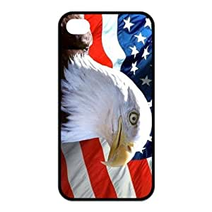 Custom Air Force Cover Case for iPhone 4 4s EQP-030