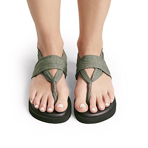 Joy Sandal Forest Joy Sandal xw4gzX