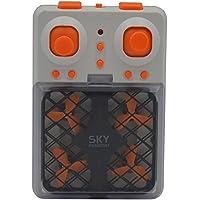 Blomiky 777-382 Mini Pocket RC Quadcopter Drone Anti-Crash 3D Flip Headless Mode RTF Drone 382 Black