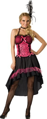 [In Character Saloon Gal Costume (S) by InCharacter] (Saloon Gal Costumes)