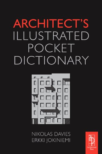 Architect Pocket - Architect's Illustrated Pocket Dictionary