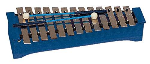 Carrillón alto, diatónico, Do2/La3 Azul