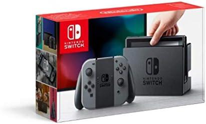 Nintendo Switch - Consola Color Gris (Modelo antiguo): Nintendo: Amazon.es: Videojuegos