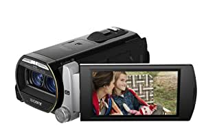 Sony HDR-TD20V High Definition Handycam 20.4 MP 3D Camcorder with 10x Optical Zoom and 64 GB Embedded Memory (2012 Model)