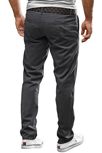 Chic Varios pantalones Las Chino Hombres Y Ocasiones Merish Pantalones Casual Colores Modell Todas Gris Oscuro Para Conveniente 49 RWwHFXpq