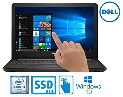 2019 Newest Dell Premium Inspiron 15.6-inch Touch-Screen HD Laptop, Intel i3-7130U, 2.7GHz Processor, 8GB|12GB|16GB RAM, 128GB| 256GB| 512GB|1TB SSD, WiFi, HDMI, Webcam, Bluetooth, Windows ()