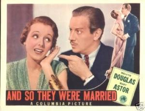 Image result for and so they were married 1936