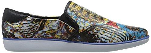 Nine West Lildevil sintético zapatilla de deporte de moda Black/Multi