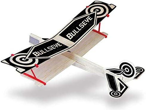 Guillow's Bullseye Biplane