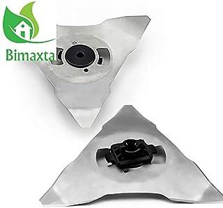 Bimaxta - Lama di ricambio per Robomow RS/MS/TS, 2 pezzi