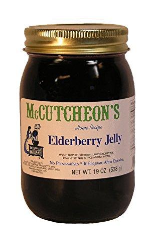 - McCutcheon Elderberry Jelly