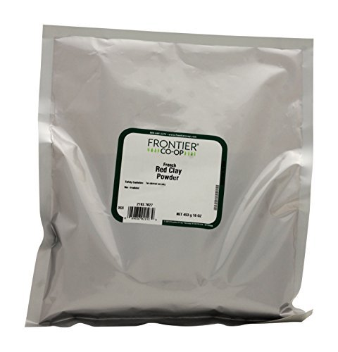 Frontier Natural Products 2193 Clay - French Red Powder