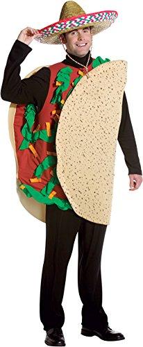 Rasta Imposta Taco, Tan, (Taco Costume)