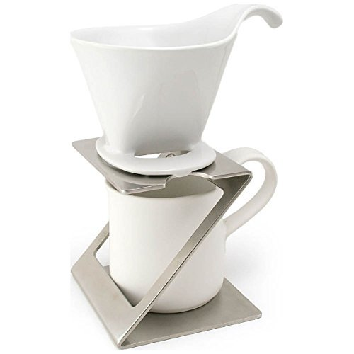ZEROJAPAN Coffee Dripper Stand DS-15 (japan import) by Zero Japan