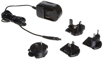 Testo 0554 1096 Power Supply with US Plug, 100-240 VAC/6.3 VDC for Flue Gas Analyser