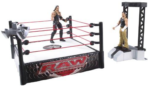 WWE Flexforce Launchin' Entrance Ring by Mattel