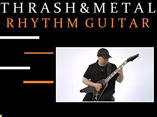 Metal & Thrash Rhythm Guitar Intro