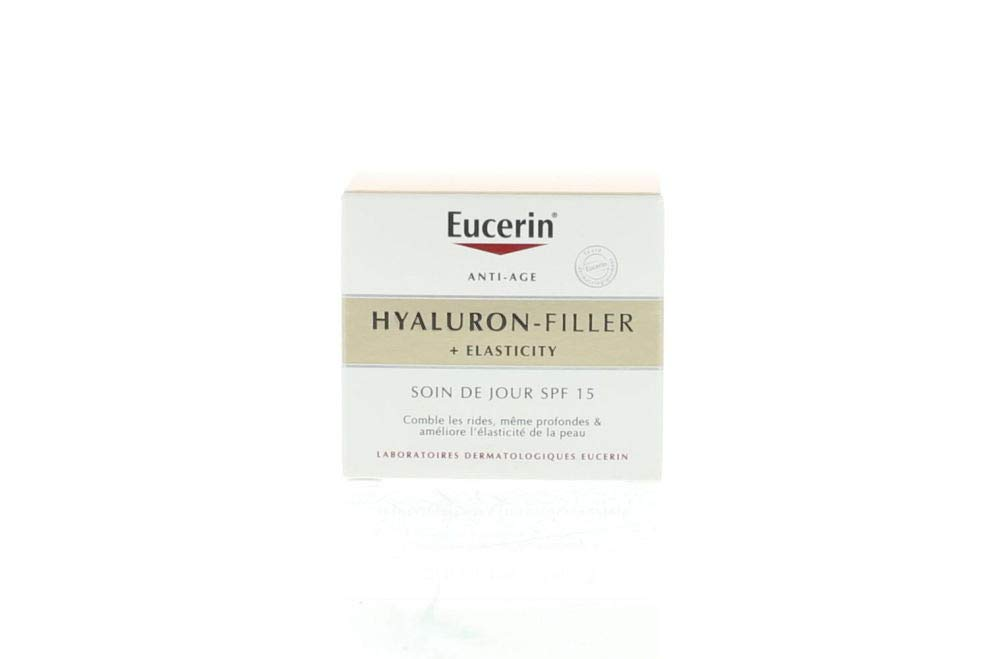 Eucerin Hyaluron-Filler + Elasticity anti-aging Day Cream SPF15 50ml