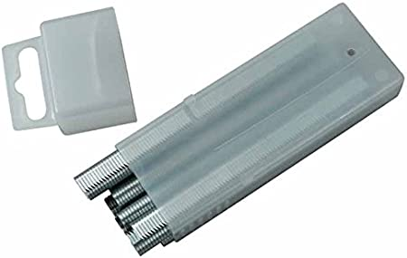 1000 piece Stanley 1-CT109T Type CT100 Staples Silver