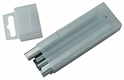 Stanley Grapas para Cable CT100 11 mm-1000 Unidades, 1-CT107T 11mm Set de 1000 Piezas: Amazon.es: Bricolaje y herramientas