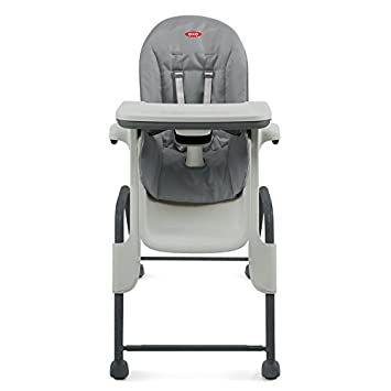 Charmant OXO Tot Seedling High Chair, Graphite/Dark Gray
