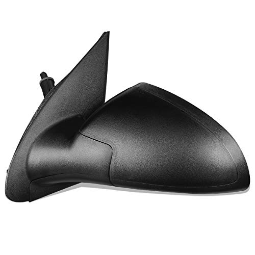 GM1320309 OE Style Manual Driver/Left Side View Door Mirror for Chevy Cobalt Coupe 05-10