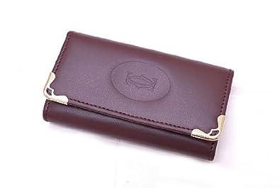 47453f6d744f Amazon | Cartier(カルティエ) 4連キーケース マストライン L3000453 ...