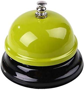 Afdiscount Hotel Counter Desk Bell Ring Metal Reception Restaurant Kitchen Bar Service Call