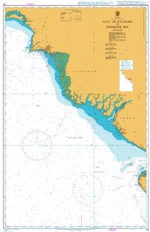 Ba gráfico 39: Golfo de Kachchh a sonmiani bahía: Amazon.es ...