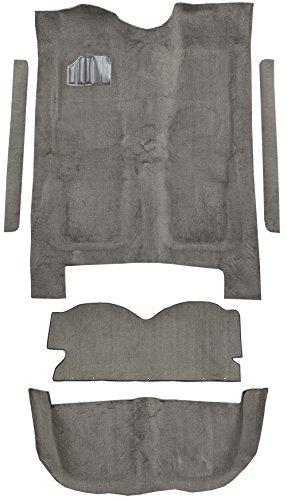 Factory Fit - ACC 1987 GMC Caballero Carpet Replacement - Cutpile - Complete | Fits: Complete