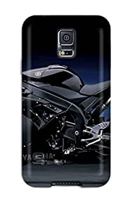 Hot Style DmXfDph6318HAJTw Protective Case Cover For Galaxys5(yamaha Motorcycle )