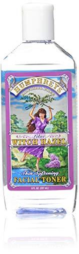 Humphrey's Homeopathic Remedy Lilac Witch Hazel Facial Toner