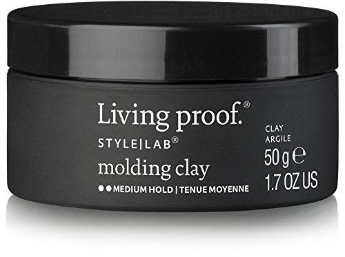 Living Proof Molding Clay 1.7 Ounce - NEW! Shape / Mold / Medium Hold / Matte Finish / Short Hair / Men & - Style Jennifer Aniston