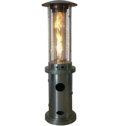 Bond Rapid induction gas patio heater Silver 66799