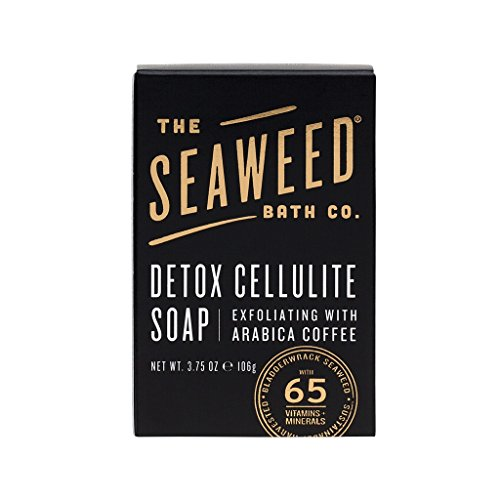 Detox Cellulite Soap, The Seaweed Bath Co.