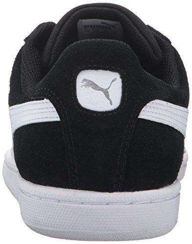 Puma Uomo Smash Sd Fashion Sneaker Puma Nero / Puma Bianco