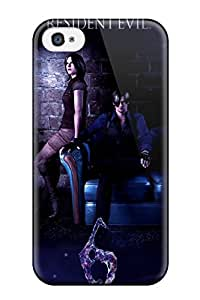 Sophia Cappelli's Shop Case For Iphone 4/4s With Nice Resident Evil Appearance